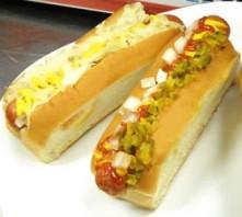 hot dog bun