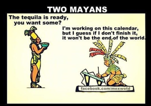 two mayans cartoon
