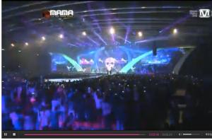 Big Bang concert