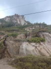 Limestone hills