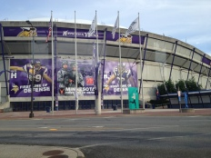 Minnesota Vikings Football Stadium