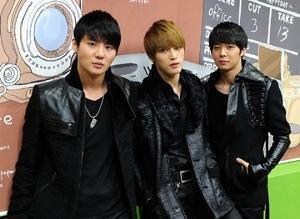 JYJ Korean music group