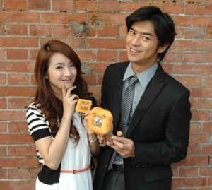 Ariel Lin and Bolin Chen