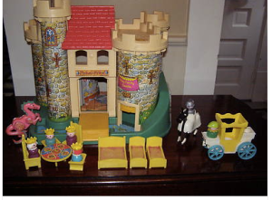 Fisher-Price castle toy