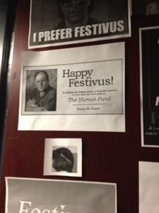 Festivus sign