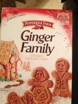 Ginger Family cookies