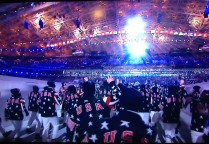 Team USA in Sochi
