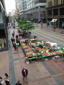 Minneapolis Downtown Farmer's Market