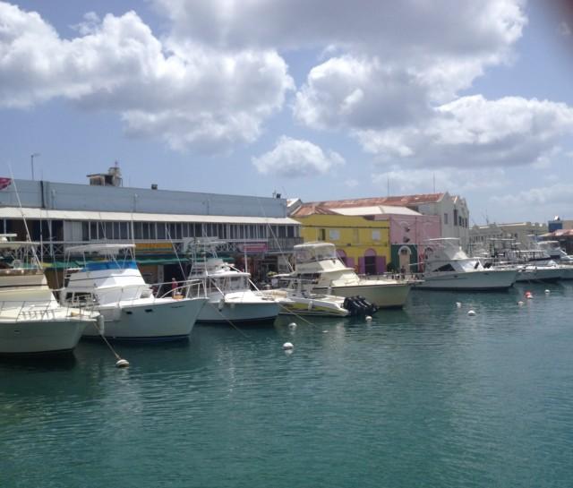 Harbor water