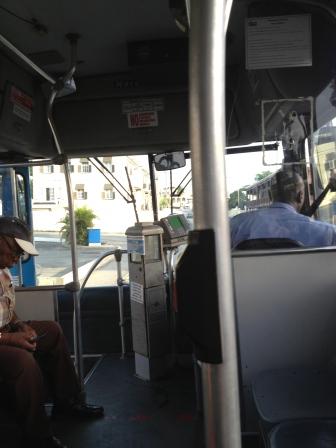 Barbados Bus