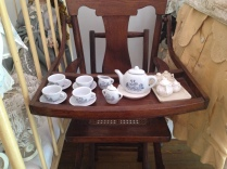 Old tea set