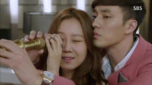 Tae Gong Shil and Joo Joong Won