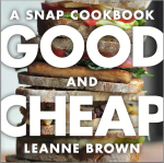 cookbook for people using money from SNAP