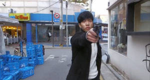 Lee Seung Gi in You're All Surrounded