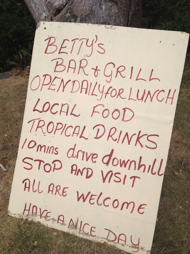 Betty's Bar & Grill