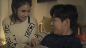 Nam Sang Hyo tickles Goo Hae Young