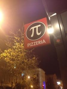 Pi Pizzeria in DC