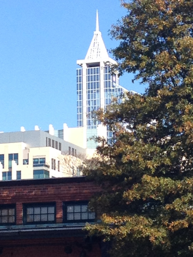 PNC Building steeple