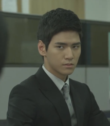 Kim Hyun-joon as Park Jae-bum in Plus Nine Boys