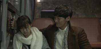 Kyung Soo Jin and Kim Young Kwang in Plus Nine Boys