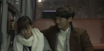 Kyung Soo Jin and Kim Young Kwang in Plus Nine Boys