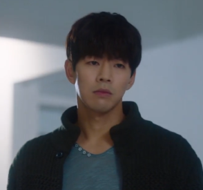 Lee Sang Yoon as Ha Woo Jin in Liar Game