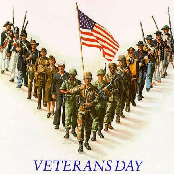 veterans through the decades