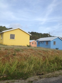 New affordable housing on the island