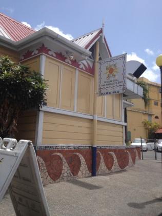 restaurant in Barbados