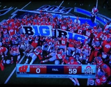 2014 Big Ten Championship