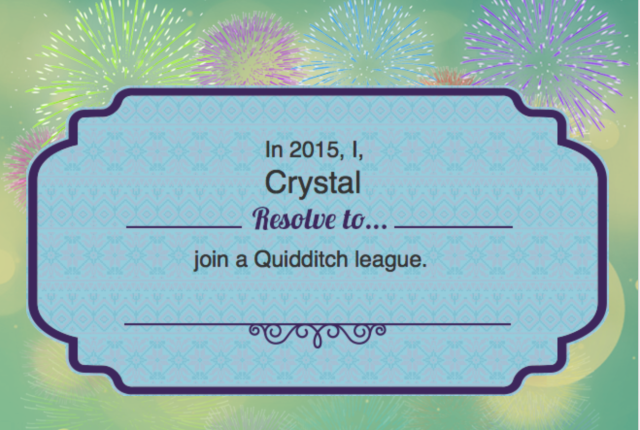 Join a Quidditch League