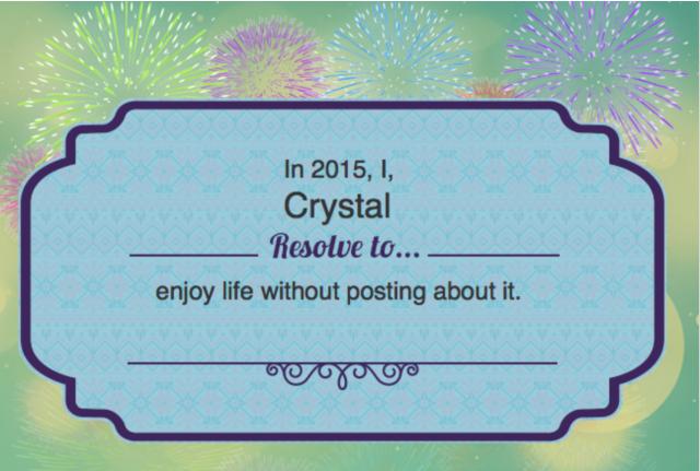enjoy life off social media