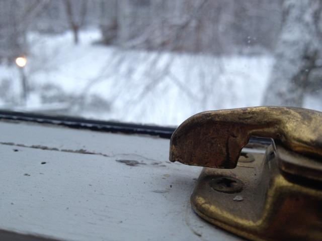 Window lock