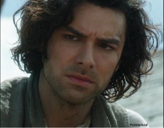 Ross Poldark brooding