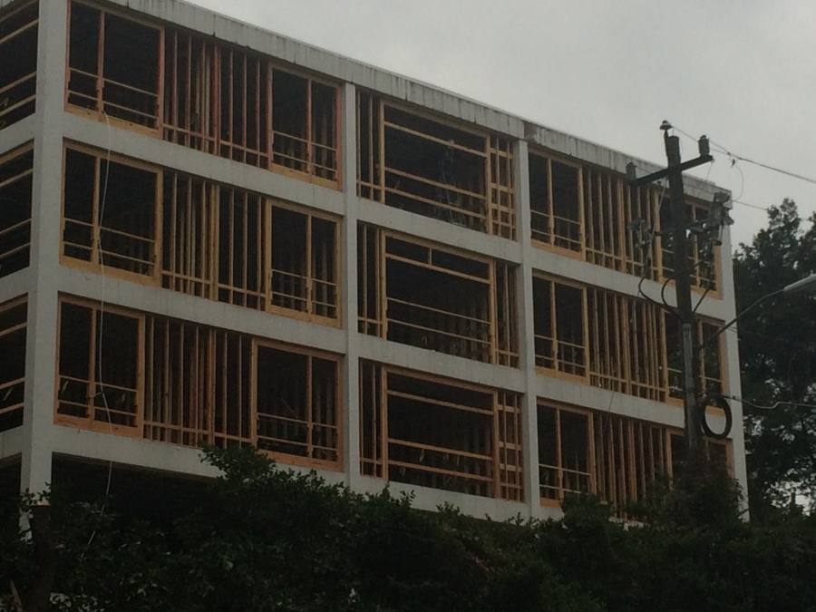 condo being built