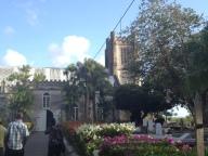 St. George Parish Church garden