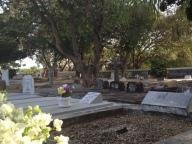 St. George Parish Church cemetery