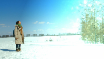 Yoona sees Diamond Snow
