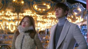 Jun Ji Hyun and Park Hae In