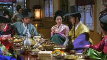 Kim Soo Hyun in hanbok