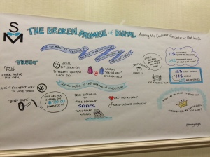 The Broken Promise of Digital session at High Five Conference