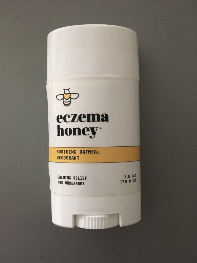eczema honey deodorant