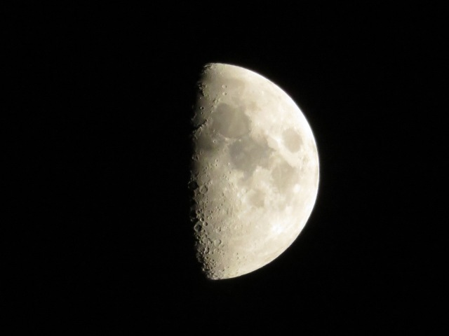 moon up close 80x zoom