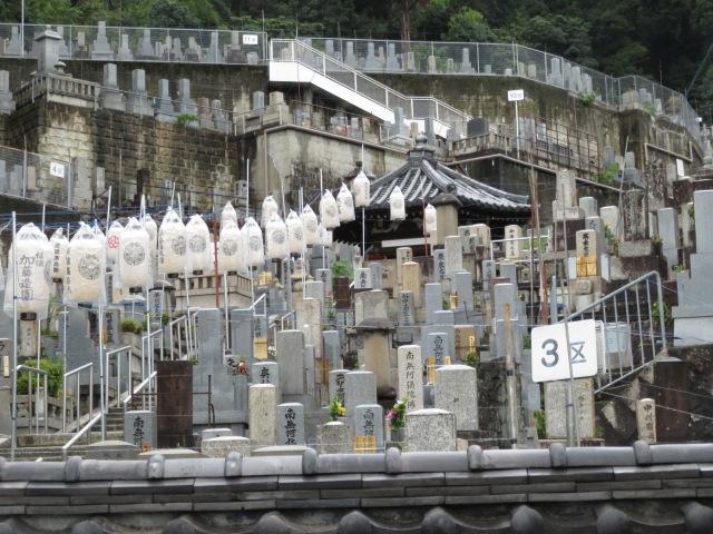 Higashiotani Cemetery